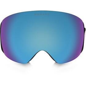 Oakley Flight Deck XM Snow Goggles Dame matte black w/ prizm sapphire iridium